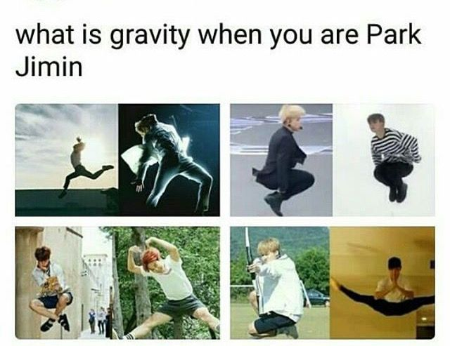 Well I'm sorry but I'm just a stan so yeah this is one of the main reasons why gravity loves me so much