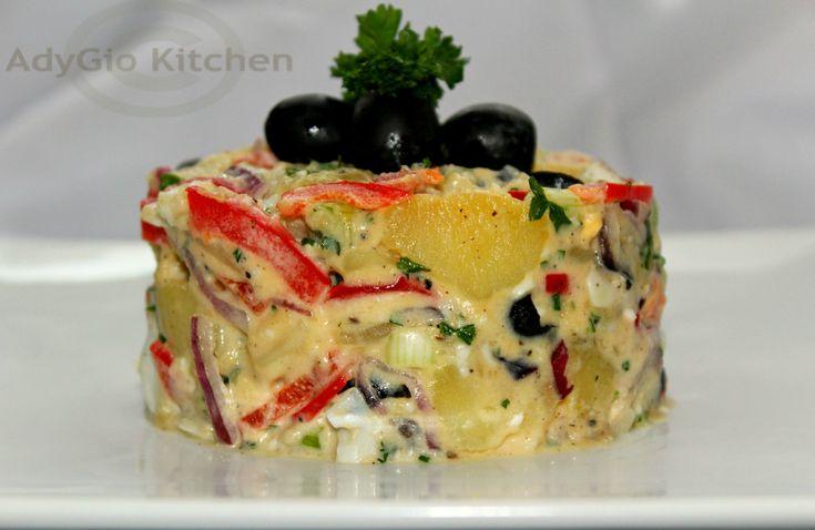 Reteta salata orientala   Oriental salad - Adygio Kitchen