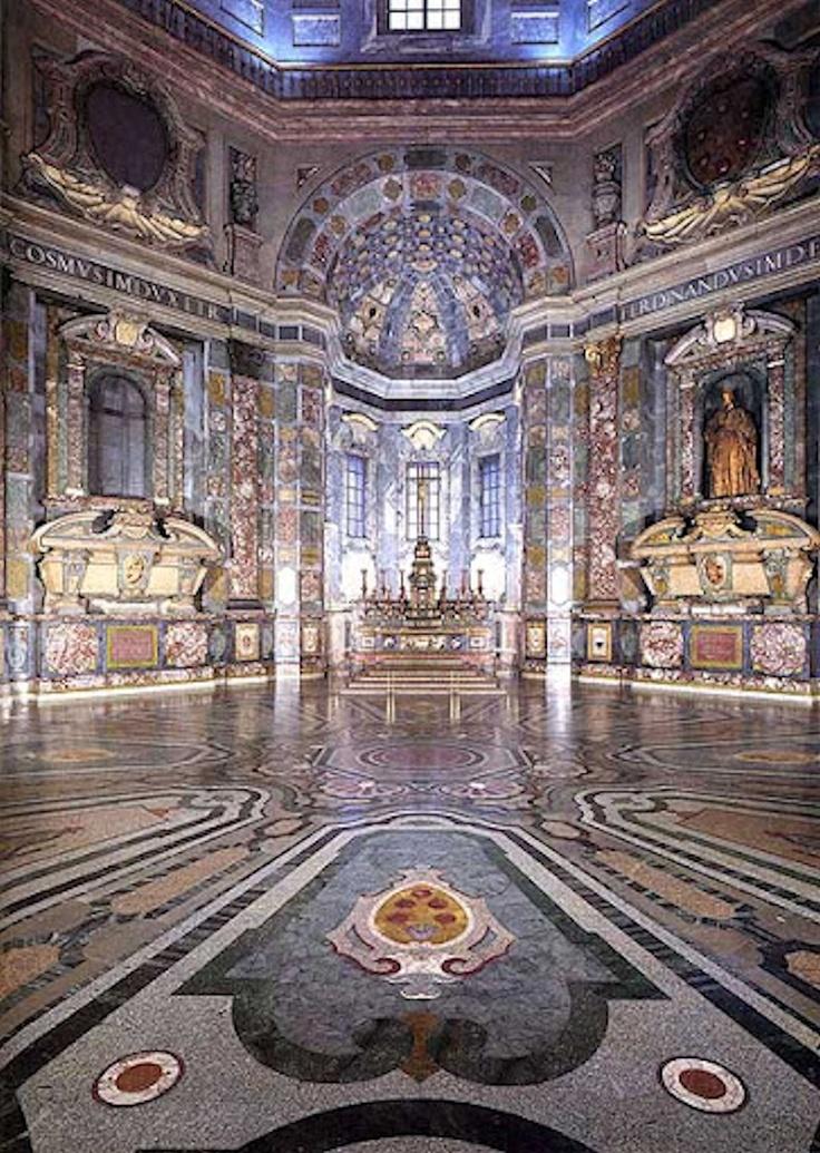 Florence -- Chapel of the Princes, San Lorenzo