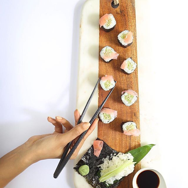 Love sushi? Why wait for one day to celebrate food you love? Some #local fish make great sushi/sashimi. Sample them! Haven't eaten sushi? Let today be the day you explore this Japanese #culinary wonder!  PS: Watch 'Jiro Dreams of Sushi' if the weekend leaves you #movie time. One man and his relentless pursuit of #perfection will blow you away!  #internationalsushiday2016 #sushi #nomnom #sushitime #yum #sushilovers #sushiroll #healthy #sushiaddict #yummy #love #wasabi #shoyu #food #foodie…