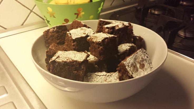 brownies alle noci