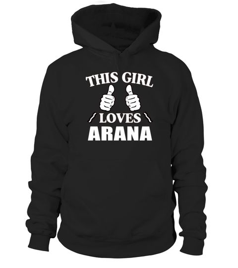 # THIS GIRL LOVES ARANA .  HOW TO ORDER:1. Select the style and color you want: 2. Click Reserve it now3. Select size and quantity4. Enter shipping and billing information5. Done! Simple as that!TIPS: Buy 2 or more to save shipping cost!This is printable if you purchase only one piece. so dont worry, you will get yours.Guaranteed safe and secure checkout via:Paypal | VISA | MASTERCARD