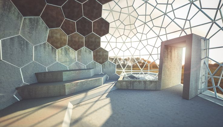 3D-modelling and rendering by August Lundberg