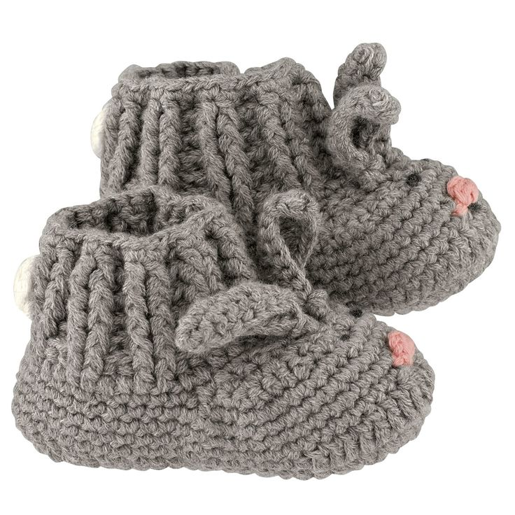 Baby Knitted Bunny Booties | Cath Kidston