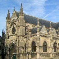 Eglise Saint-Michel en Flêche Saint-Michel