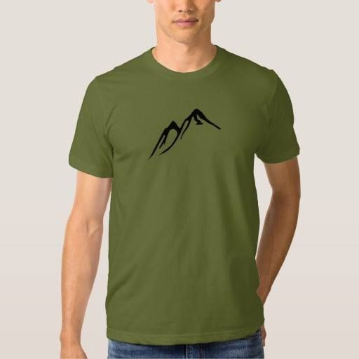(Mountain Tee Shirt) #Fishing #Hiking #Hunting #Mountain #Mountains #Outdoor #Outdoors #Skiing #Snowboarding is available on Funny T-shirts Clothing Store   http://ift.tt/2cYZ6B9