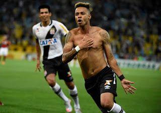 Blog Esportivo do Suíço: Rafael Silva volta a decidir para o Vasco e elimina o Flamengo