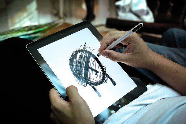 Novo iPad da Apple poderá contar com caneta stylus