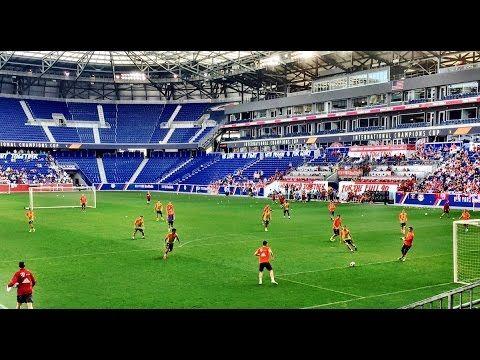 FC Bayern Munich Finishing Drill - YouTube