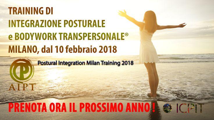 Training di Integrazione Posturale •Integrazione Posturale Transpersonale