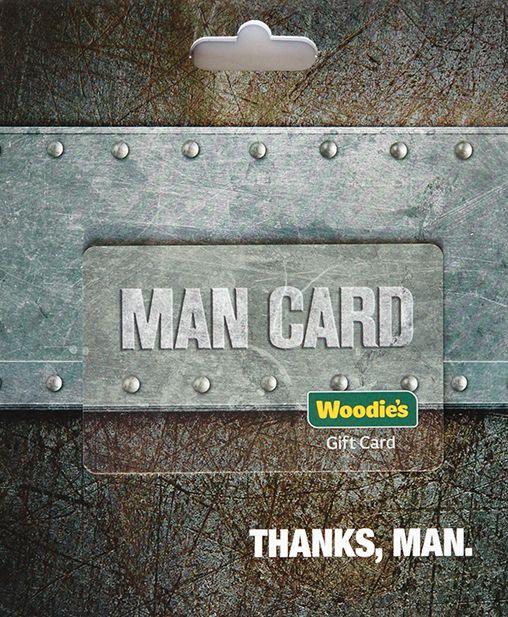 For manly men...