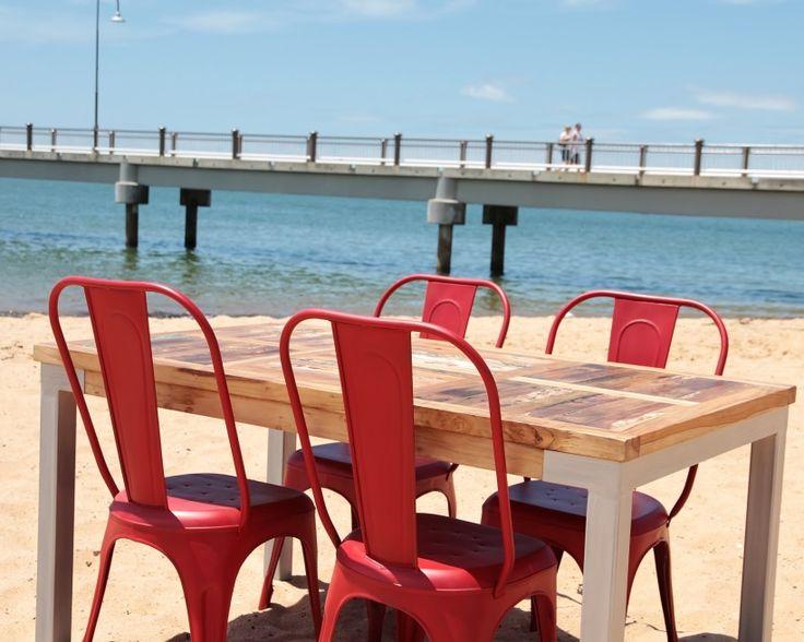 Prahu Table   http://vastinterior.com.au/our-products/Patio/Patio-Tables/Prahu-Patio-Setting.aspx