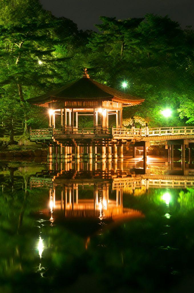 Ukimi do Temple, Nara, Japan