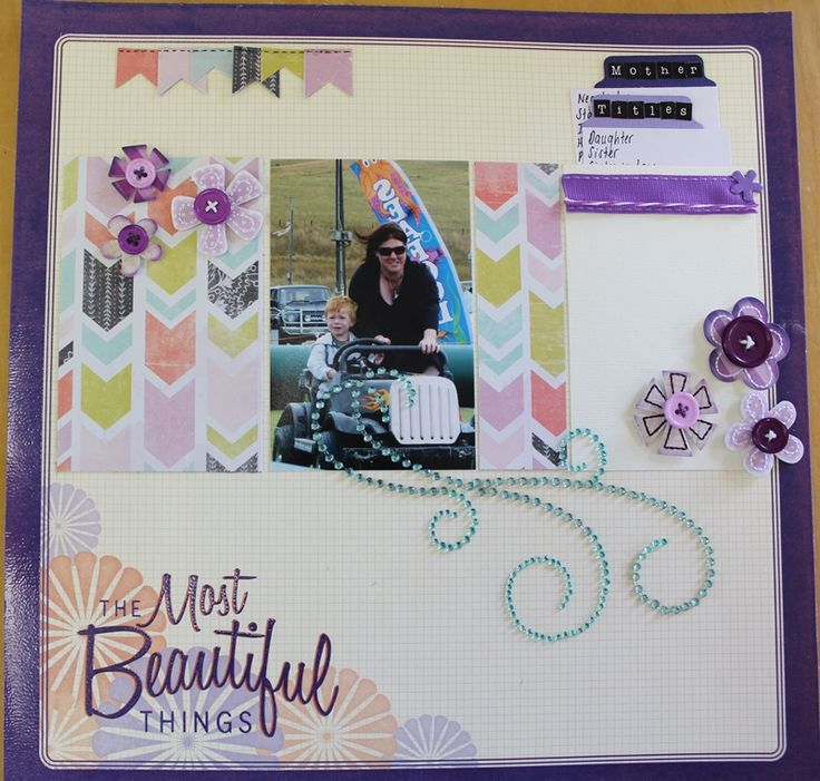 ScrapCamp Challenge - October 2013 - Shannon's entry