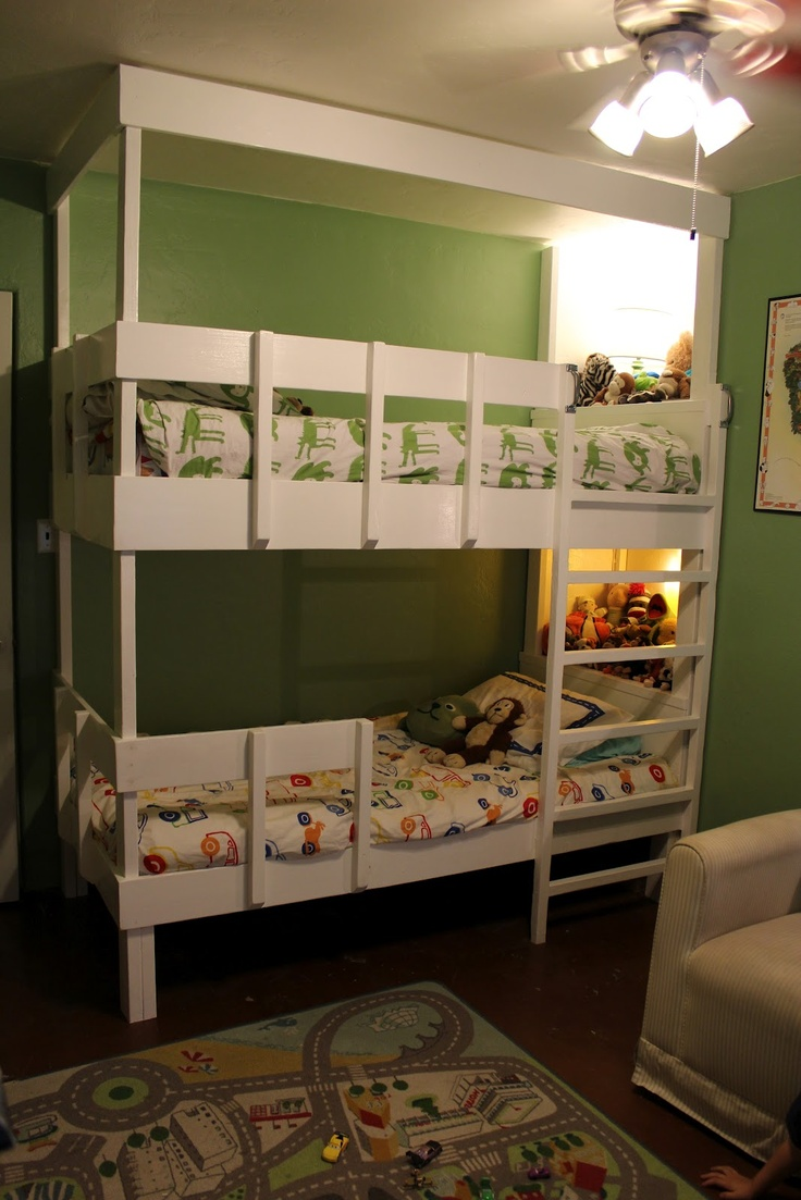 Best 17 Best Images About Build Closet Bunk Beds On Pinterest 400 x 300