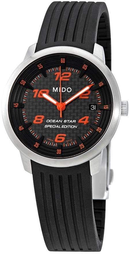 88c95d81443d Mido Ocean Star Special Edition Jourdain Men s Watch