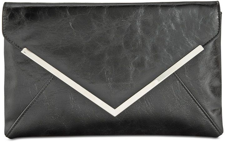 Inc International Concepts Lily Glazed Clutch, Created for Macy's