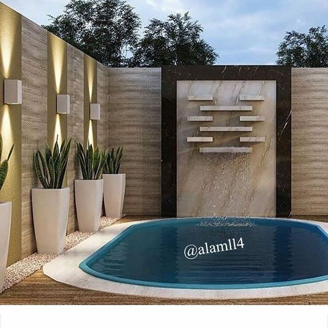 New The 10 Best Home Decor Ideas Today With Pictures صور لبعض التصميمات وديكورات لمنطقة المسبح ارجو ان ت Home Entrance Decor Small Pools Patio Projects