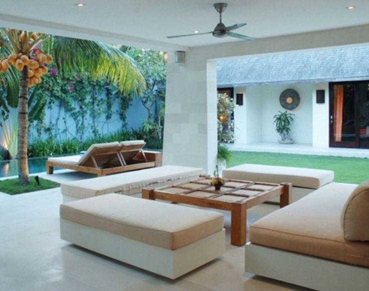 Tropical Style Villa Bali Interior Design Ideas Best