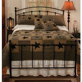 Vintage all star bedding