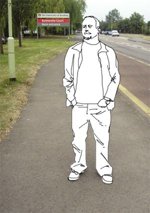 Make a cartoon version of yourself in photoshop! This is fun and turns out really awesome, I've done it before :)