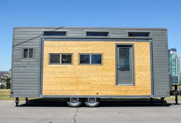 This Is A Tiny House On Wheels With Huge Slide Outs By Zero Squared In  Canada. Itu0027s Called The Aurora. I Think These Are The Largest Slide Outs  Iu0027vu2026
