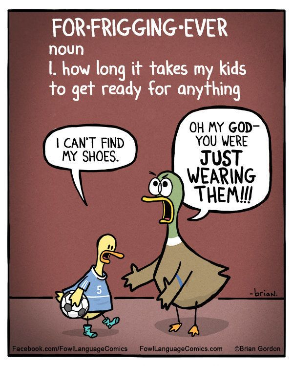 10 awesome comics that hilariously sum up parenthood