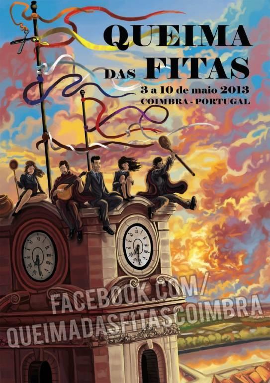 Queima das Fitas Coimbra 2013