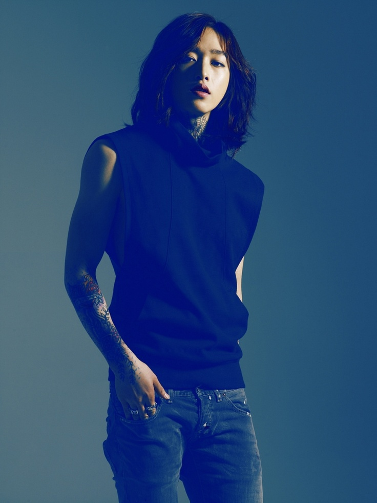 Dalmatian - State Of Emergency photoshoot: Young Won