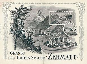 Mont Cervin Palace: Hotel Mont Cervin Palace -  child-friendly and luxury hotel Zermatt.