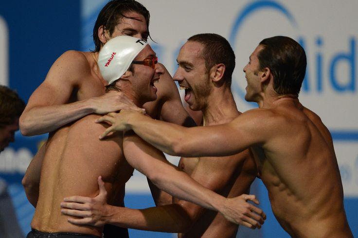 #Natation : tous les médaillés français aux mondiaux de Barcelone en photos ! Un grand bravo !
