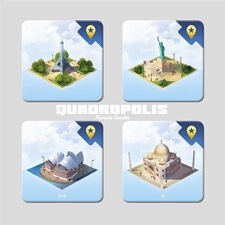 Quadropolis | Image | BoardGameGeek