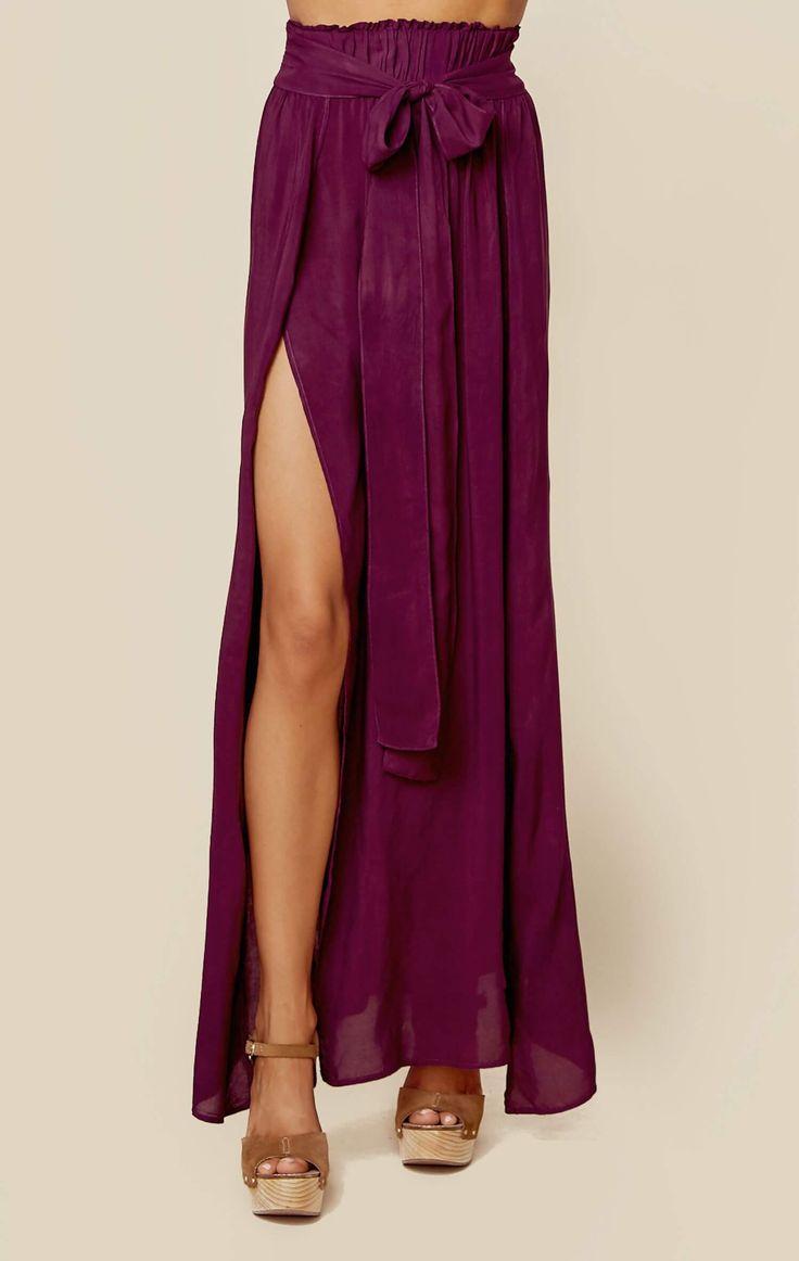 Grace high waisted wrap skirt | Fashion | Fashion, Fashion ...