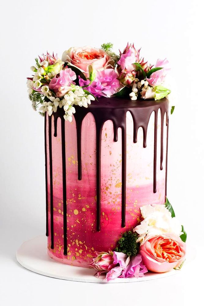 25+ best ideas about Cake Designs on Pinterest Simple ...