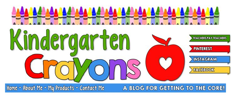 Kindergarten Crayons: CVC Words...sound them out but don't spit all over the teacher!