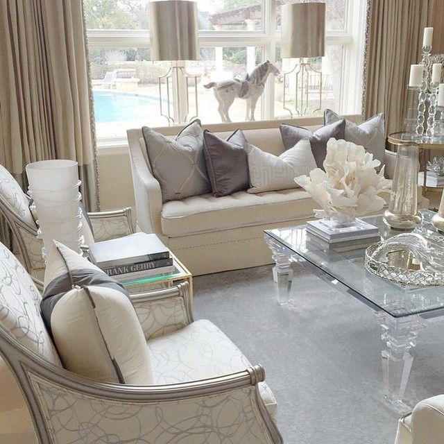 Interior Design @the_real_houses_of_ig Spectacular space...Instagram photo | Websta (Webstagram)