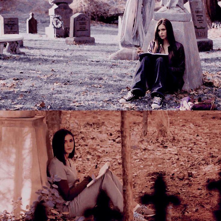 #TVD 1x01|8x16 - #ElenaGilbert