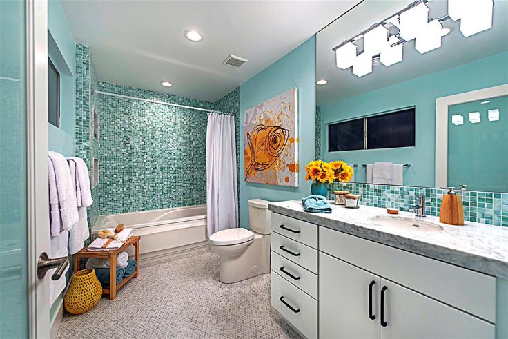 Enjoyed creating this spa-like bathroom for #BroVsBro. Check out this week's finale to see if it paid off!