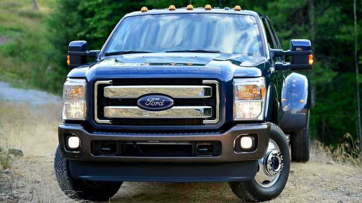 2015 Ford F-Series Super Duty Wallpaper