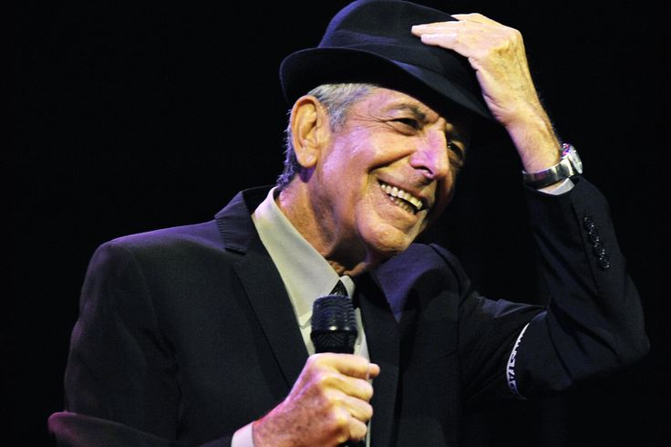 Leonard Cohen a young 80 with new album 'Popular Problems' | New ...