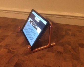Industrial Tablet Stand Industrial iPad Stand by LocustAndPlum
