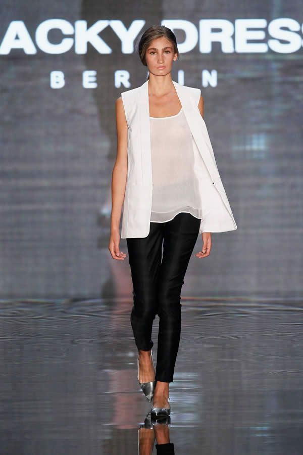 Blacky Dress Berlin Spring/Summer Collection 2014 #fashion #berlin #style