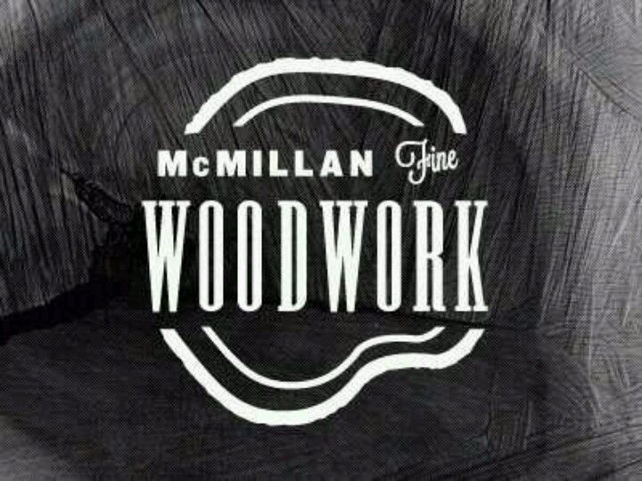 Woodwork logo // by Michael McMillan, on dribbble