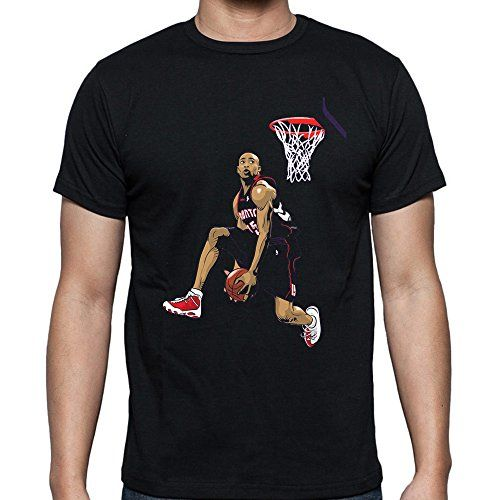 Save NBA Slam Dunk Heroes Art for Men T-Shirt (Large, Whi…