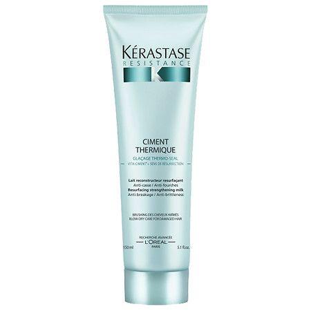 Kerastase Resistance Ciment Thermique Heat-Activated Reconstructor Milk for Weakened Hair - 5.1 OZ