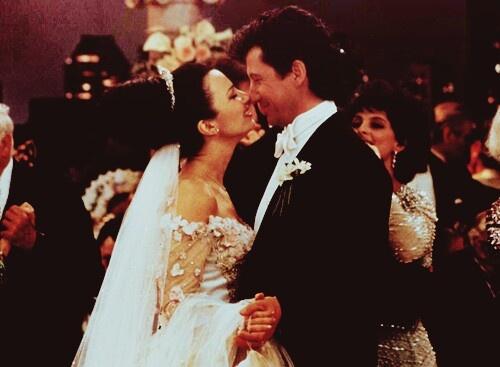The Most Heartwarming Weddings Ever Seen on TV 5a2e9201b6cb52e425a1c801a99c0751 la tata fran drescher jpg