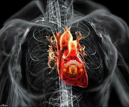 Manchester United is always in my heart....