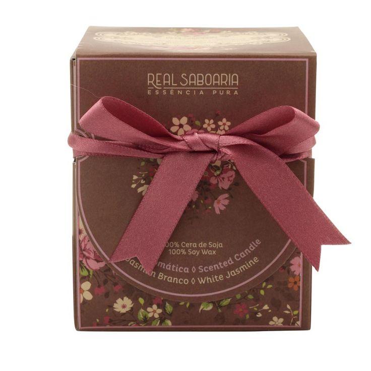 Vela Aromática | Aromatic Candle BOUQUET DE FLORES