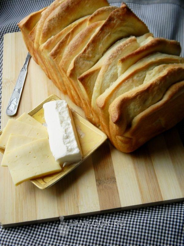 Рецепт итальянского хлеба