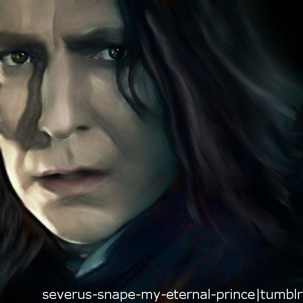 "severus-snape-my-eternal-prince: ""The Prince. """